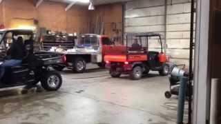 5. 2013 Polaris Ranger XP 900 vs. Kubota RTV 900