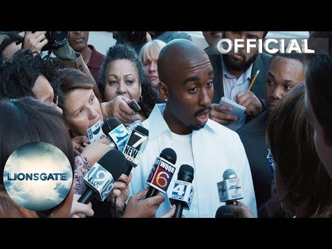 All Eyez on Me (Clip 'Courthouse')
