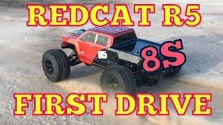 Video Redcat R5 First Drive MP3, 3GP, MP4, WEBM, AVI, FLV Oktober 2018