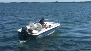 8. 2012 13' Boston Whaler - 130 Super Sport