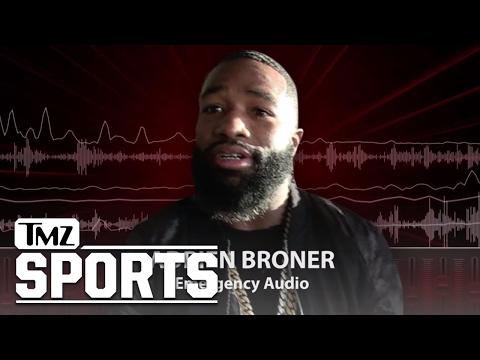 Adrien Broner Shooting 911 Calls -- Counting Bullets Is Hard | TMZ Sports (видео)
