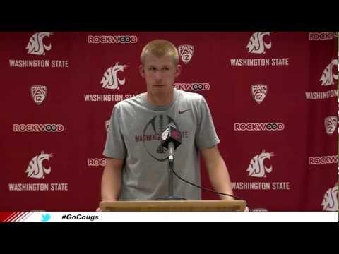 Connor Halliday Interview 11/11/2012 video.
