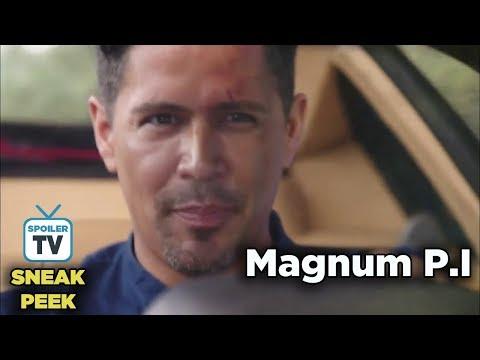 """Magnum PI 1x01 Sneak Peek Clip 3 """"I Saw the Sun Rise"""""""