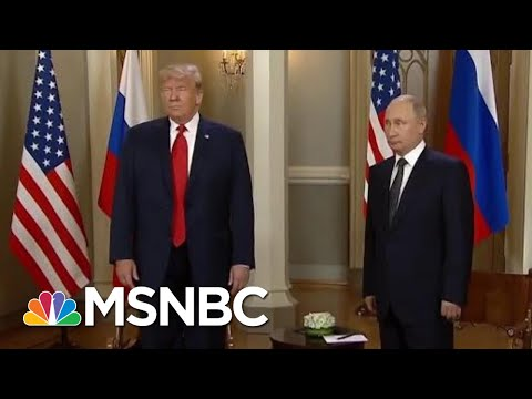 Is President Donald Trump Committing Treason? | All In | MSNBC