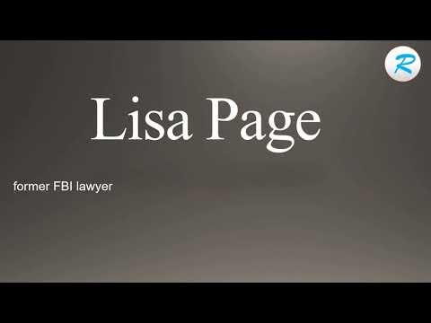 How to pronounce Lisa Page | Lisa Page Pronunciation | Pronunciation of Lisa Page