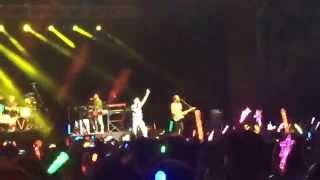 2015 Maroon5 vtour live in Taipei _ One more night
