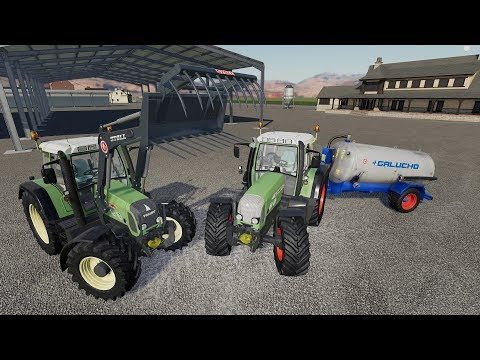 Fendt Vario 700 Favorit / 800 TMS v4.0