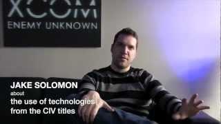 XCOM Enemy Unknown | Interview | Firaxis Games Jake Solomon