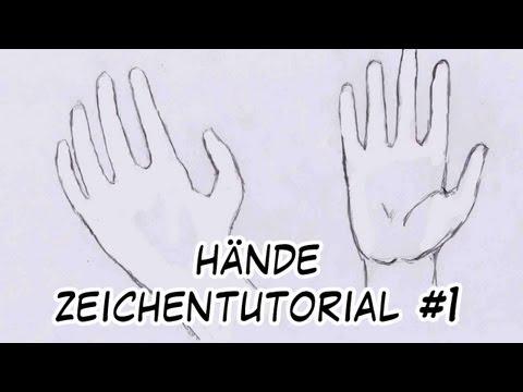 Aufbaukurs Teil #1 Hände zeichnen mit Chris