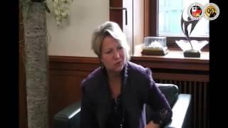 CORNELIA PIEPER - wywiad z wiceszefową niemieckiego MSZ