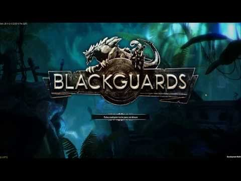 blackguards pc gameplay