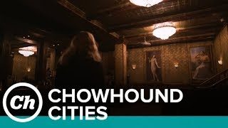 Hide Out In An Authentic Prohibition-Era Speakeasy | Chowhound Cities - NYC by Chowhound