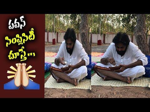 Pawan Kalyan Proves His Simplicity
