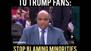 """Your life sucks because of you, not because of Hispanics."" Kudos to the NBA legend for calling them out!Video by Occupy Democrats, LIKE our page for more!"