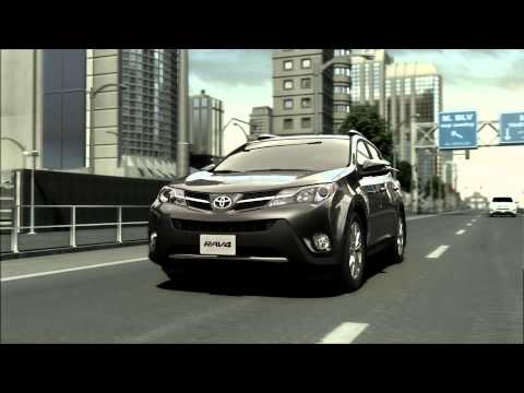 All-New RAV4 Highlights