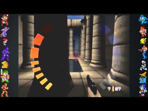 Goldeneye 007 (Nintendo64)- Что Вы знаете об играх? (rus)