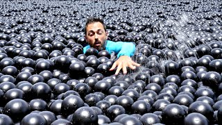 Video Can You Swim in Shade Balls? MP3, 3GP, MP4, WEBM, AVI, FLV Juni 2019