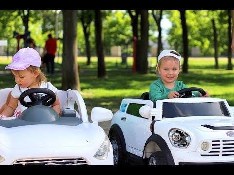 Ентертаинмент фор чилдренРазвлечения для детей.Гуляем в парке катаемся на паровозике и тд