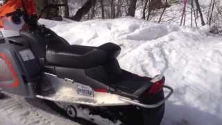 2. Ski-Doo Freestyle 300 Cold Start+Walkaround