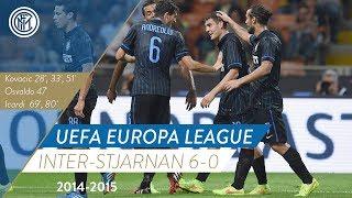 Интер вкара шест на исландци