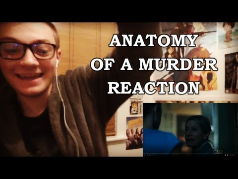 RIVERDALE - 1X12 ANATOMY OF A MURDER REACTION