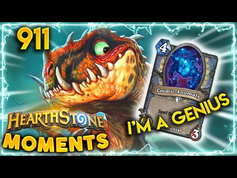 How LOW Can Your IQ Get? | Hearthstone Daily Moments Ep.911