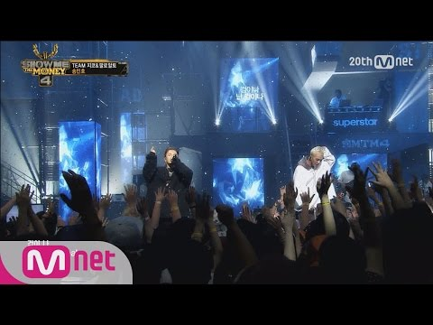 [smtm4] Song Minho(feat.taeyang) – 'fear' @ Semi Final Ep.09