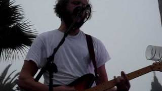 Bon Iver - Wolves (Act I and II)  - Live @ Hollywood Forever Cemetary 9/27/09