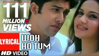 Video Woh Ho Tum Lyrical Video | Muskaan | Sonu Nigam, Anuradha Paudwal MP3, 3GP, MP4, WEBM, AVI, FLV Januari 2019