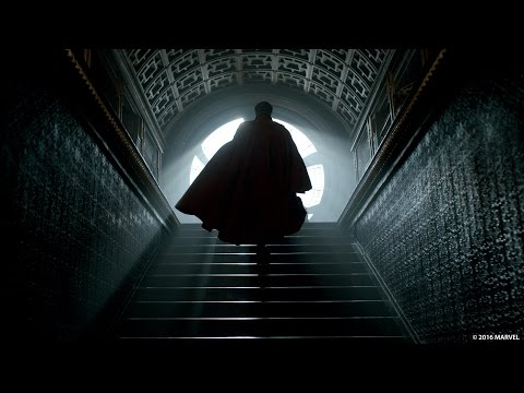 Doctor Strange (Behind the Scenes 'Open Your Mind')