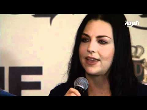 Evanescence rocks Dubai