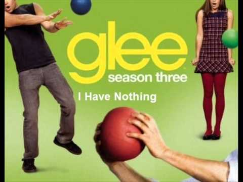 Tekst piosenki Glee Cast - I have nothing po polsku