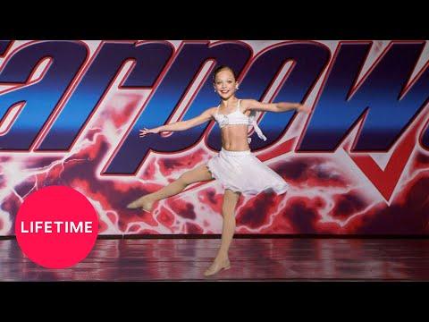 "Dance Moms: Maddie's ""Angel"" Lyrical Solo (Season 1 Flashback)   Lifetime"
