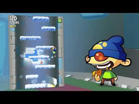 Скриншоты игры Icy Tower 2 – Вторая часть легендарного Джампера android