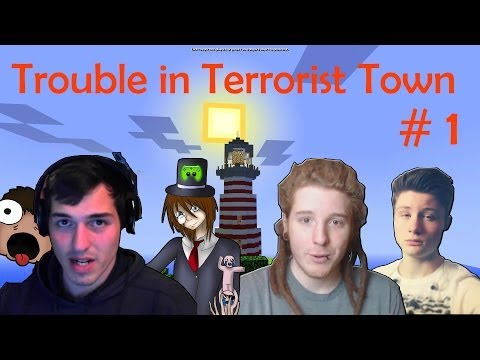 TTT # 1 - Dner, Ungespielt, Zombey uw. «» Let's Play Trouble in Terrorist Town Garry's Mod