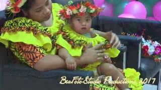 Kiribati - Nei Bun Ianibata's 1st Birthday.