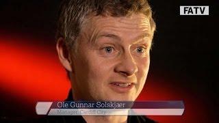 Solskjaer spricht über den FA Cup