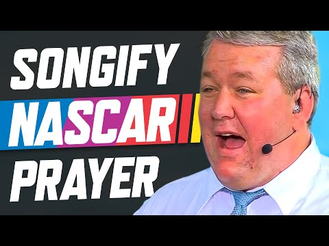 Nascar Pastor Prayer Songified By Schmoyoho