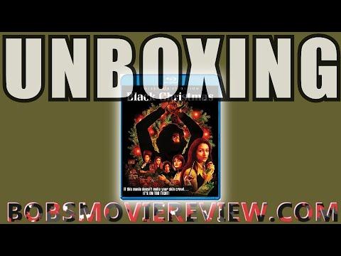 Black Christmas (1974) Blu-Ray Unboxing