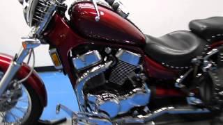 8. 2006 Suzuki S83K6 Boulevard Red - used motorcycle for sale - Eden Prairie, MN