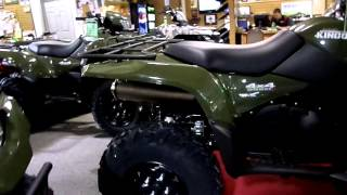 9. 2016 Suzuki KingQuad 500AXi Power Steering