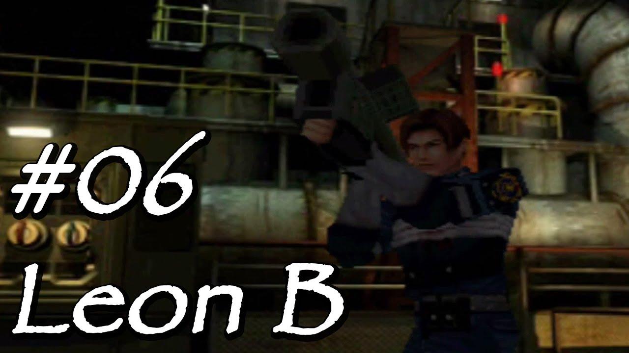 [Let's Play] Resident Evil 2 (Leon B) – 06 – Das endgültige Ende