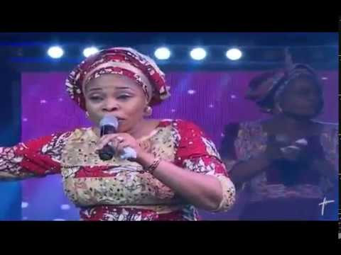 Tope Alabi hot ministration at 2017 HICC Immersion Worship Conference