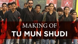 Raanjhanaa - Tu Mun Shudi Making of feat Dhanush, Sonam Kapoor and Abhay Deol.