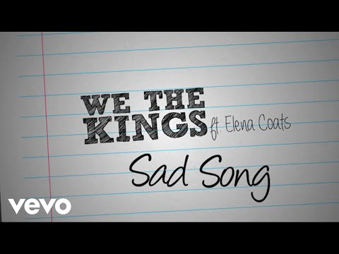 Sad Song (Lyric Video) [Feat. Elena Coats]