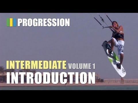 Kitesurfing News - Learn Your First Kitesurfing Tricks – Progression Intermediate Volume 1