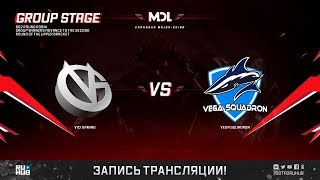 Vici Gaming vs Vega Squadron, MDL Changsha Major, game 1 [Autodestruction]