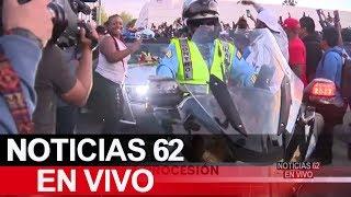 Efectos de la procesión del rapero Nipsey Hussle. – Noticias 62. - Thumbnail