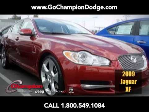 USED 2009 JAGUAR XF for Sale - Los Angeles, Cerritos, Downey, Huntington Beach CA - PREOWNED DEAL - Supercharged Select