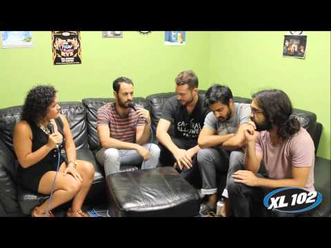 YoungtheGiant - XL102 Presents XL Sessions: Tamo Interviews Young The Giant before they take the stage at Capital Ale Downtown RVA for their XL Session.